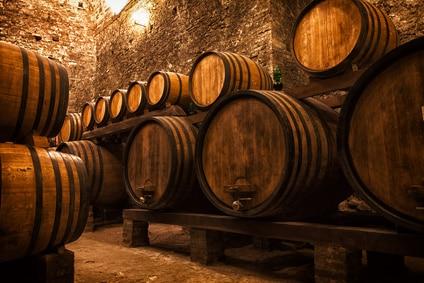 Weinherstellung Schritte