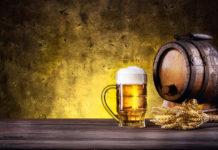 Bier auf Wein, das lass sein! Redewendung!