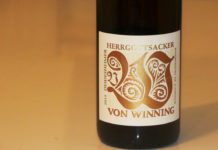 Von Winning Riesling Herrgottsacker