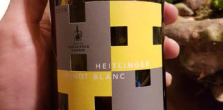 Heitlinger Pinot Blanc 2016