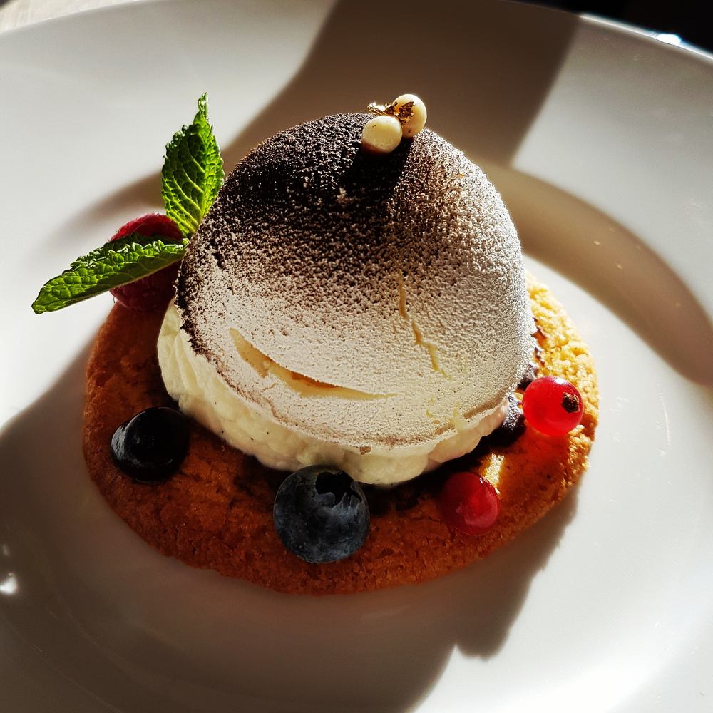 Ice Q Restaurant Dessert