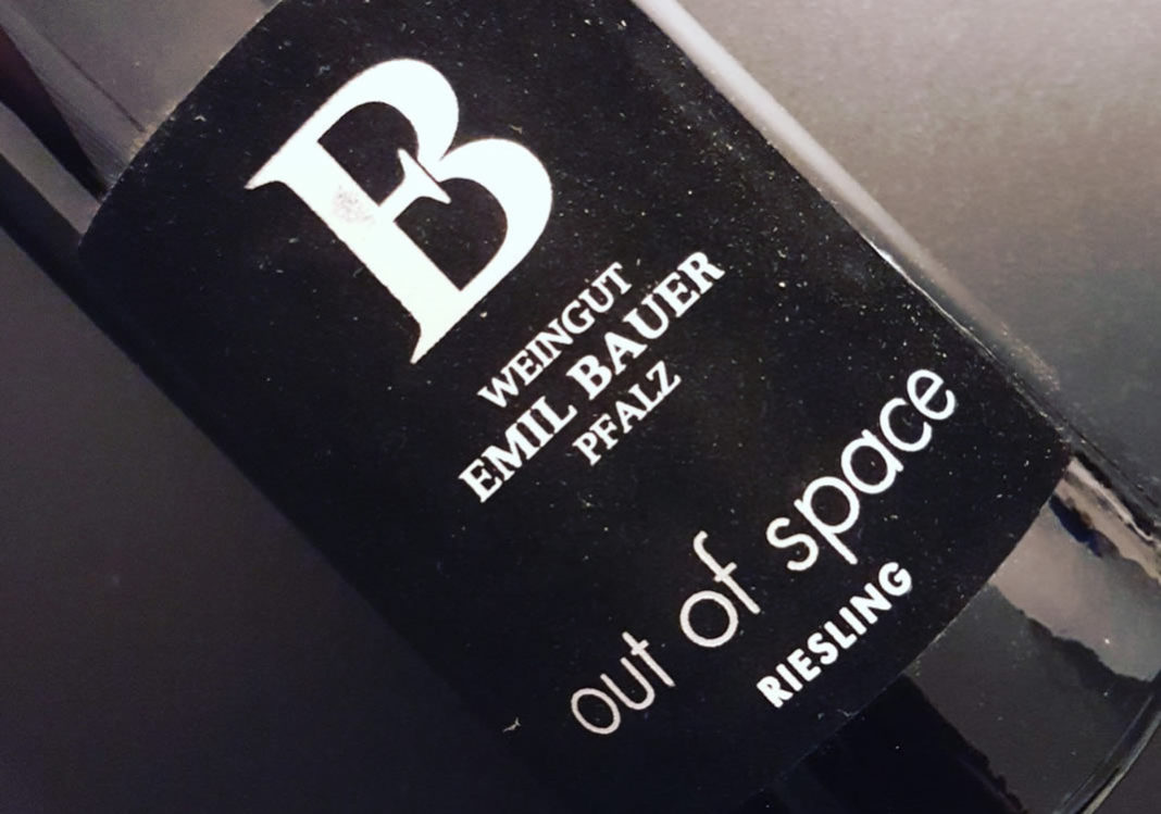 Out of space Riesling 2016