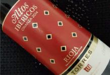 Torres Rioja Altos Ibéricos Crianza 2014