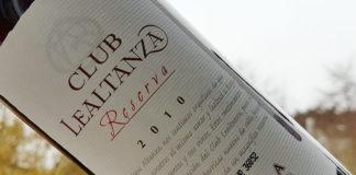Lealtanza Reserva Club 2010 von Bodegas Altanza im Test