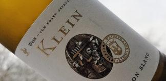 Sauvignon Blanc 2016 von Weingut Klein im Test