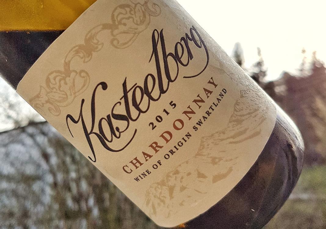 Kasteelberg Chardonnay 2015 von Riebeek Cellars