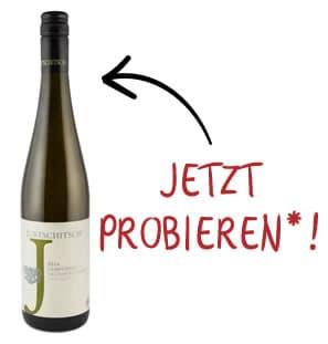 Grüner Veltliner Grashüpfer 2016 vom Weingut Jurtschitsch