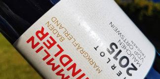 Merlot 2015 von Lämmlin-Schindler im Test