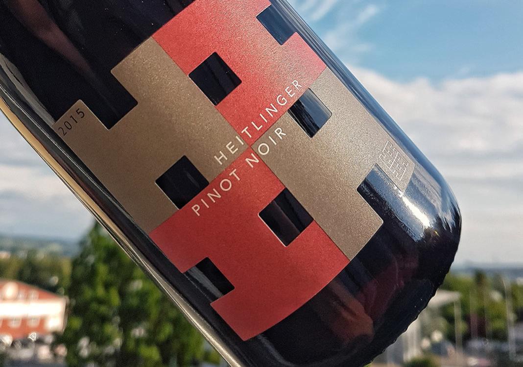Pinot Noir 2015 von Heitlinger