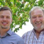 Daniel Bayer und Walter Kirnbauer