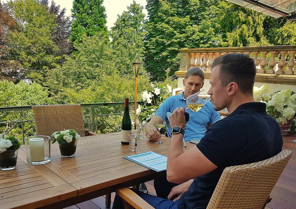 Van Volxem Interview