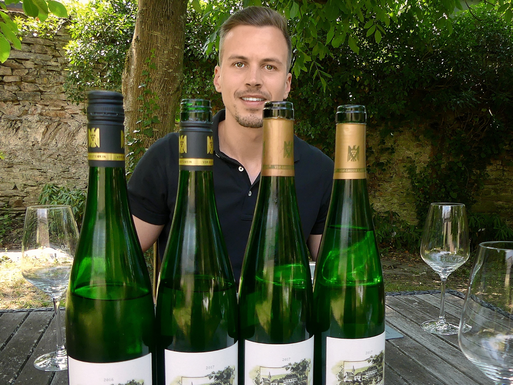 Wein Blogger Daniel Bayer