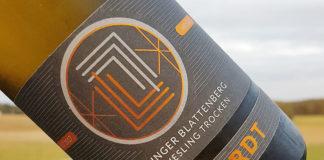 Mehringer Blattenberg Riesling 2017 vom Weingut Lenhardt