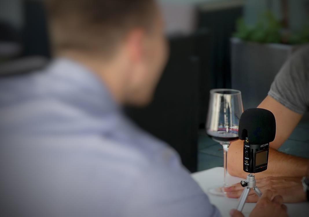 Die 5 besten Wein Podcasts