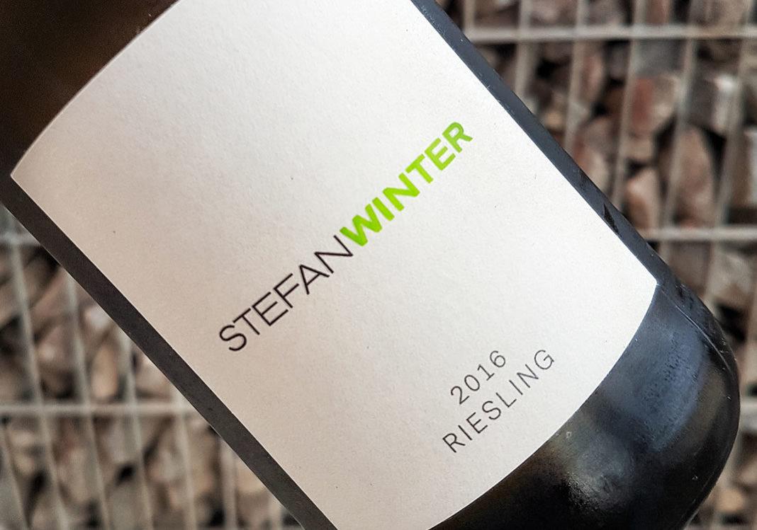 Stefan Winter Riesling trocken 2016