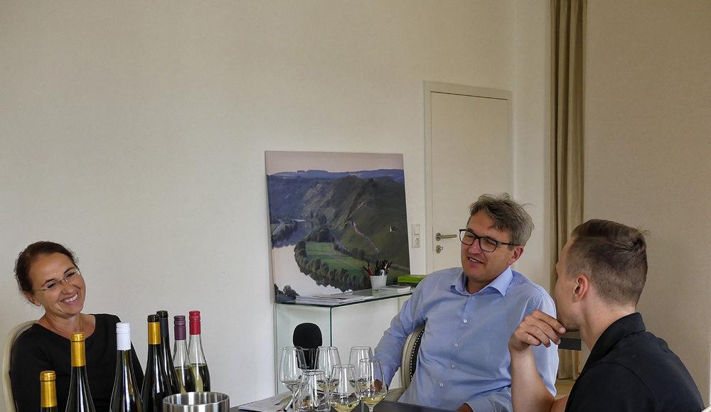 Daniel Bayer und Nick Köwerich
