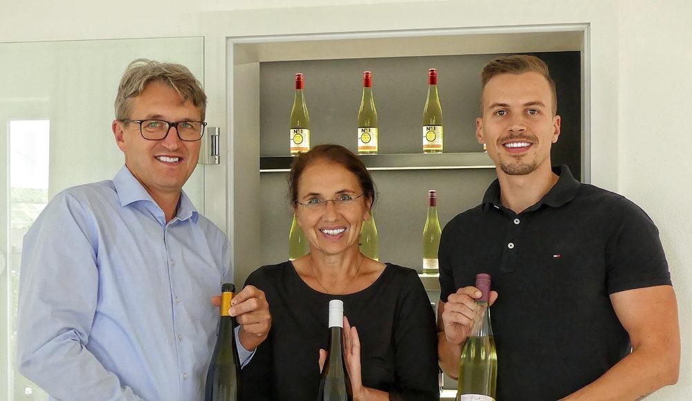 Nick Köwerich, Annette Köwerich, Daniel Bayer