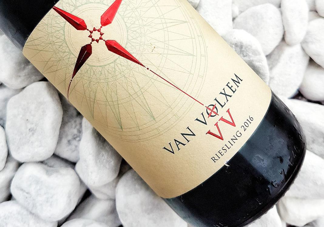 Van Volxem VV Riesling 2016