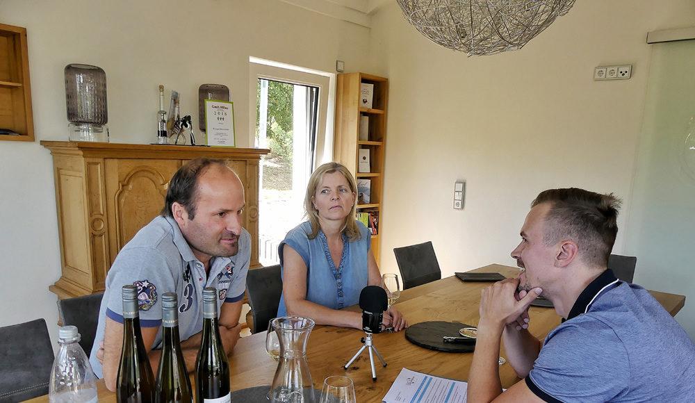 Interview mit Weingut Blees-Ferber