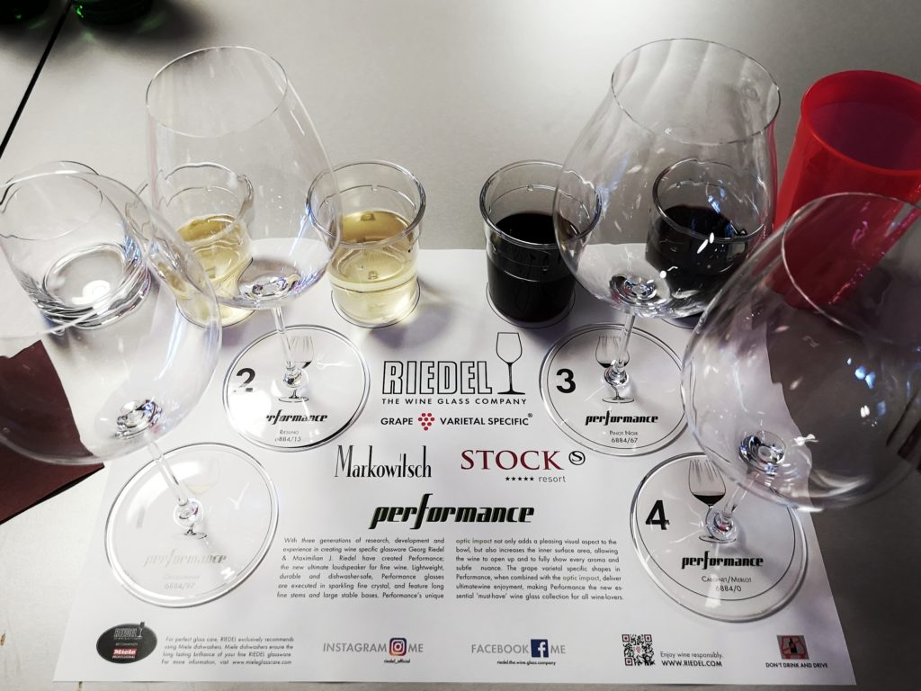 Riedel Glas performance
