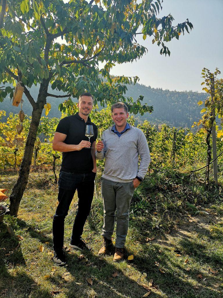 Daniel Bayer und Martin Nigl