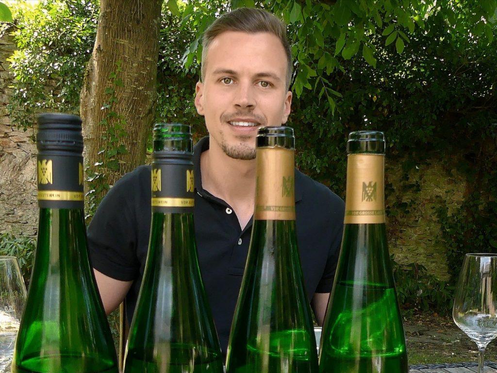 Weinblogger Daniel Bayer