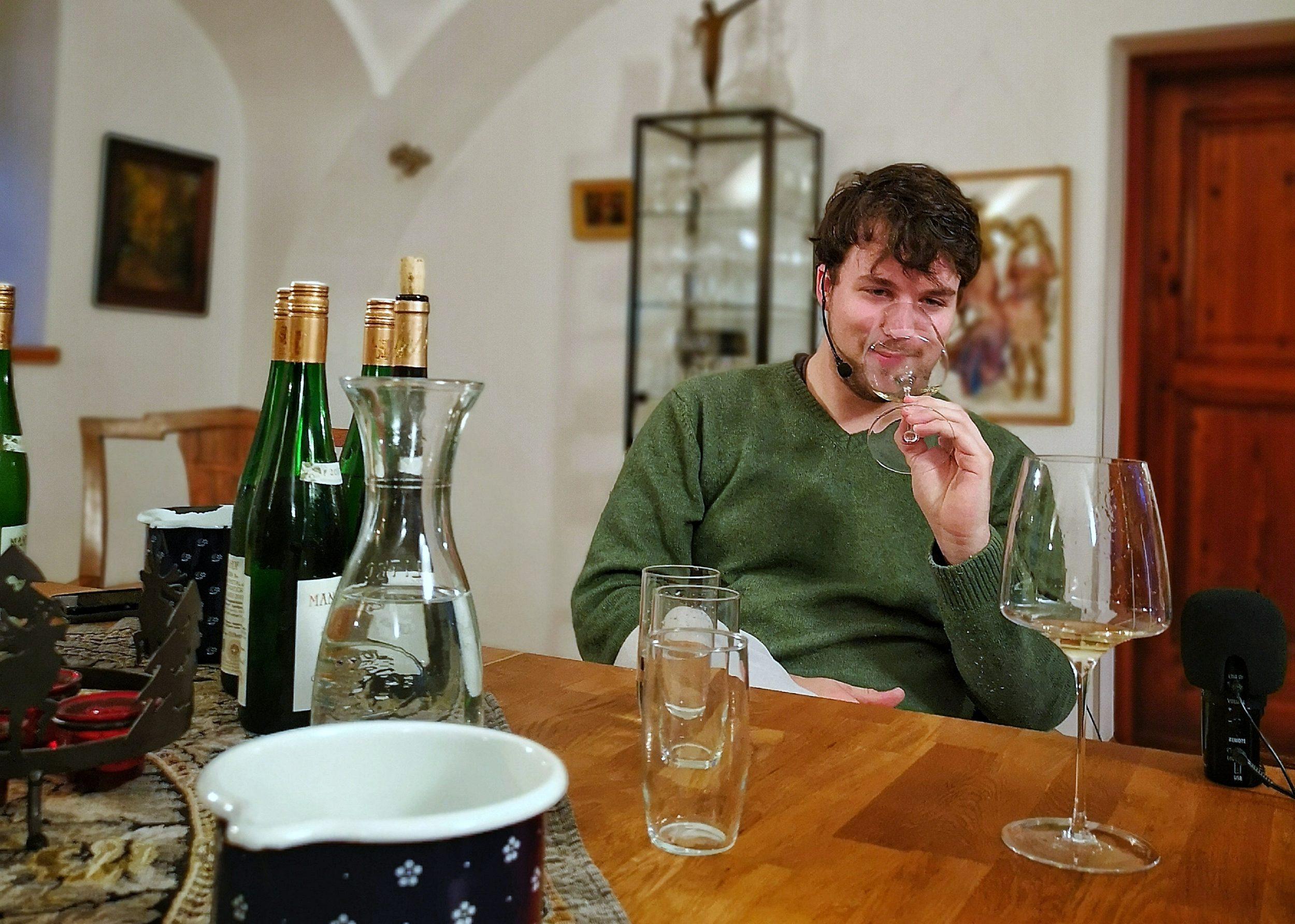 Weingut Mantlerhof Interview