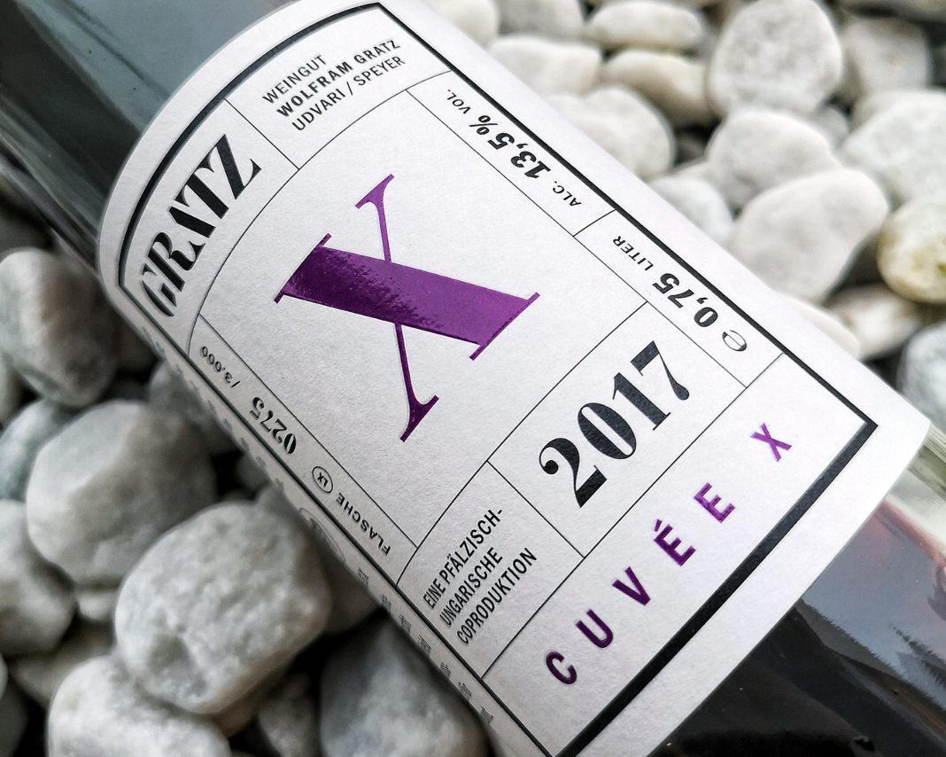 """Gratz Cuvée """"X"""" 2017"""