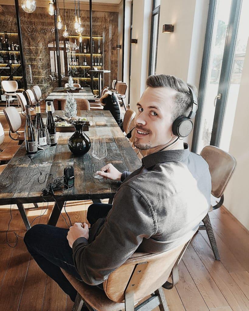 Daniel Bayer Weinblogger
