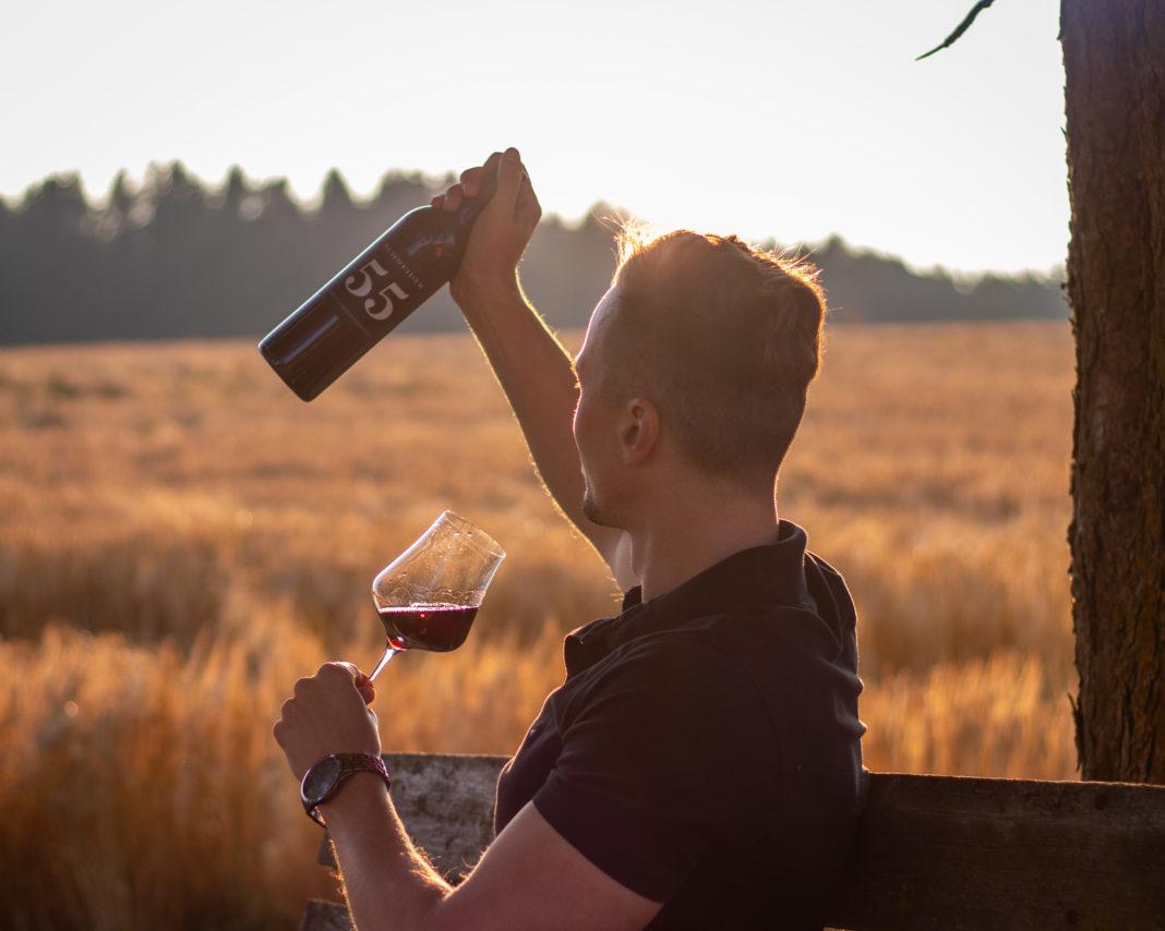 Fehler beim Wein trinken