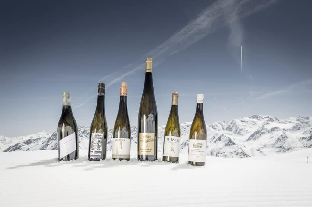 Wein am Berg Sölden
