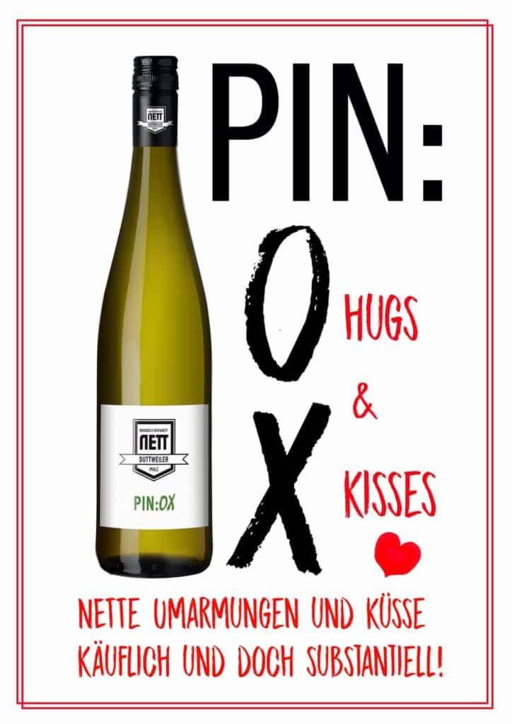 PIN:OX