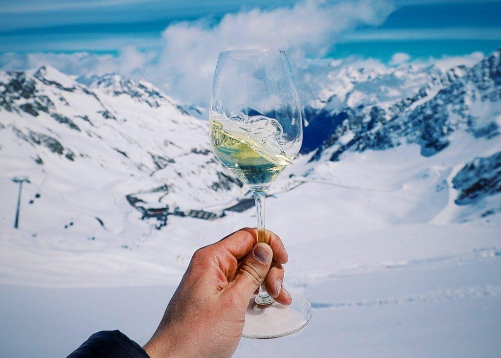 Weißwein Temperatur