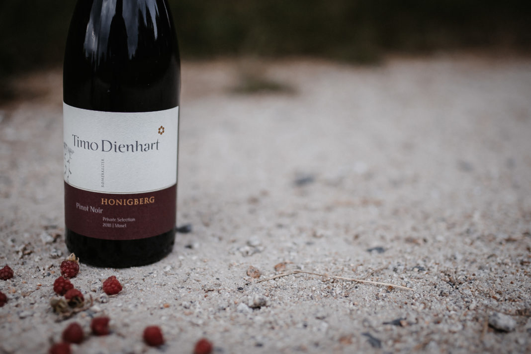 Timo Dienhart Honigberg Pinot Noir