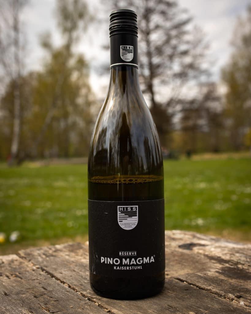 Weingut Hiss Pino Magma Réserve 2018