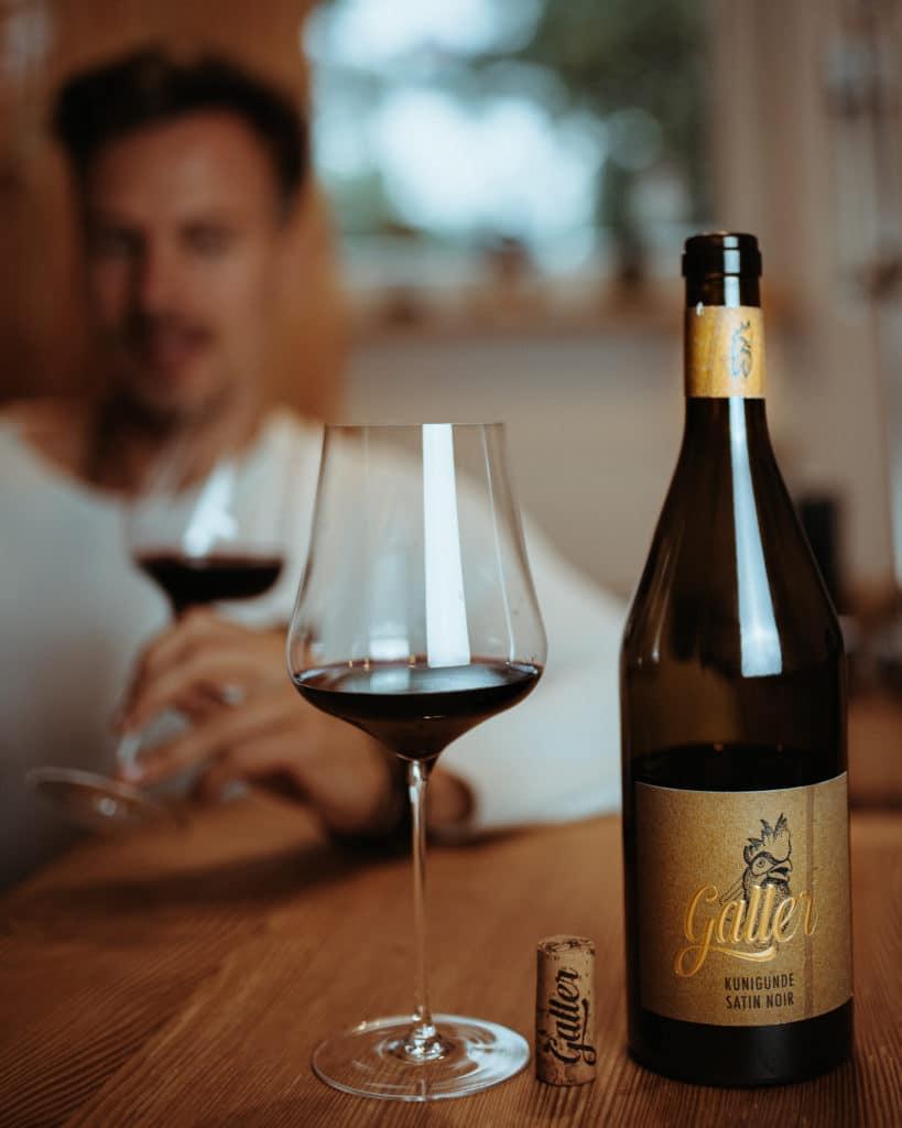 Weingut Galler Kunigunde Satin Noir