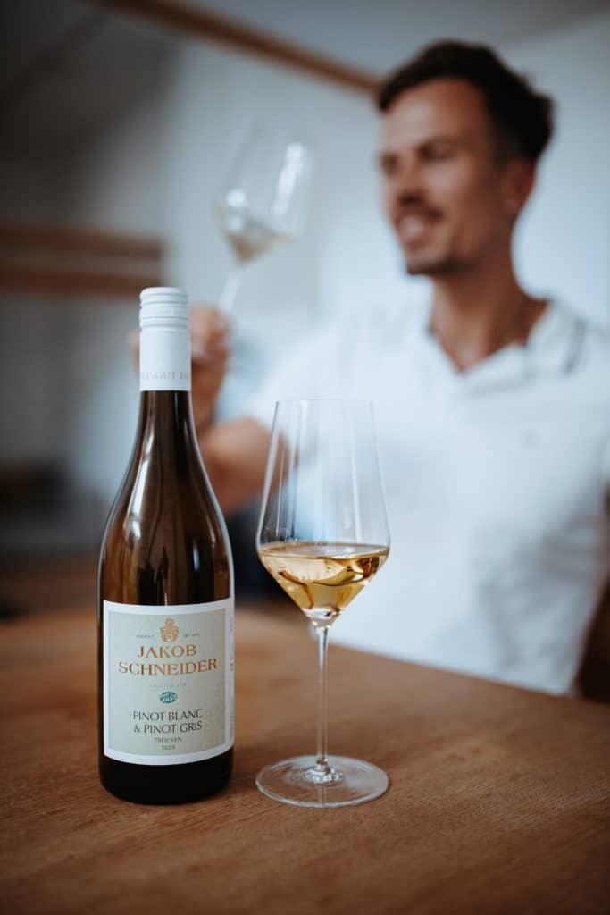 Jakob Schneider Pinot Blanc